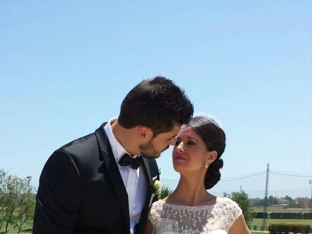 La boda de Carlos  y Sheila  en Catarroja, Valencia 5