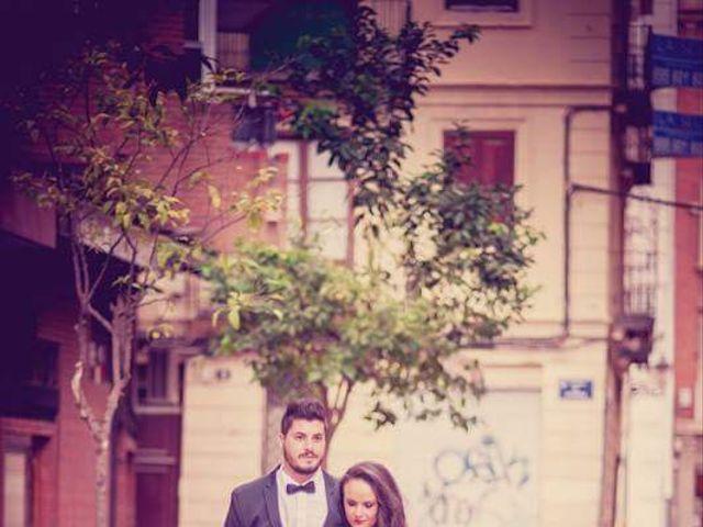 La boda de Carlos  y Sheila  en Catarroja, Valencia 25