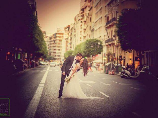 La boda de Carlos  y Sheila  en Catarroja, Valencia 26