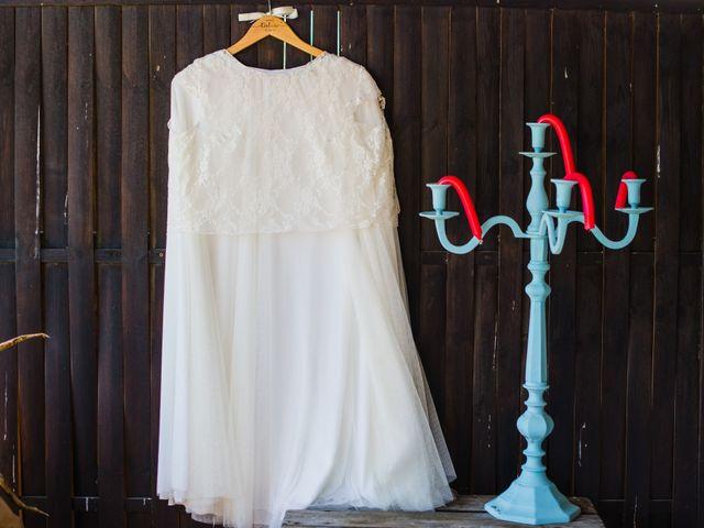 La boda de Daniel y Delia en Santa Pau, Girona 26