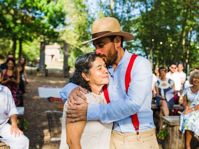 La boda de Daniel y Delia en Santa Pau, Girona 52