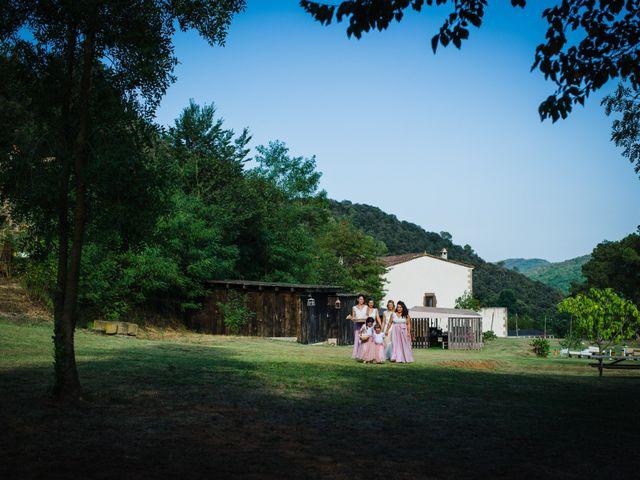 La boda de Daniel y Delia en Santa Pau, Girona 53