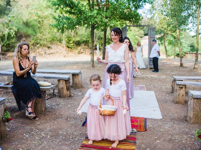 La boda de Daniel y Delia en Santa Pau, Girona 55
