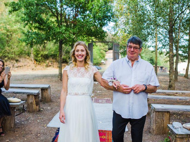La boda de Daniel y Delia en Santa Pau, Girona 57
