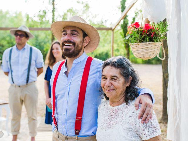La boda de Daniel y Delia en Santa Pau, Girona 59