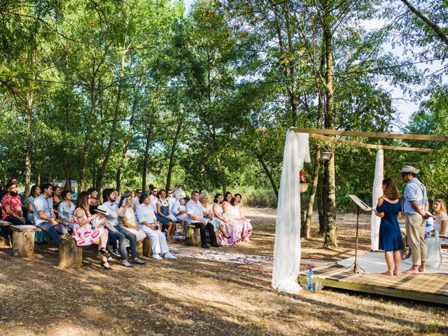 La boda de Daniel y Delia en Santa Pau, Girona 61