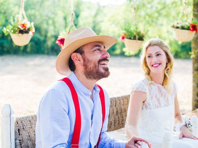 La boda de Daniel y Delia en Santa Pau, Girona 68