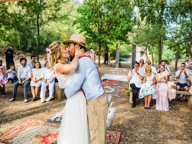 La boda de Daniel y Delia en Santa Pau, Girona 90