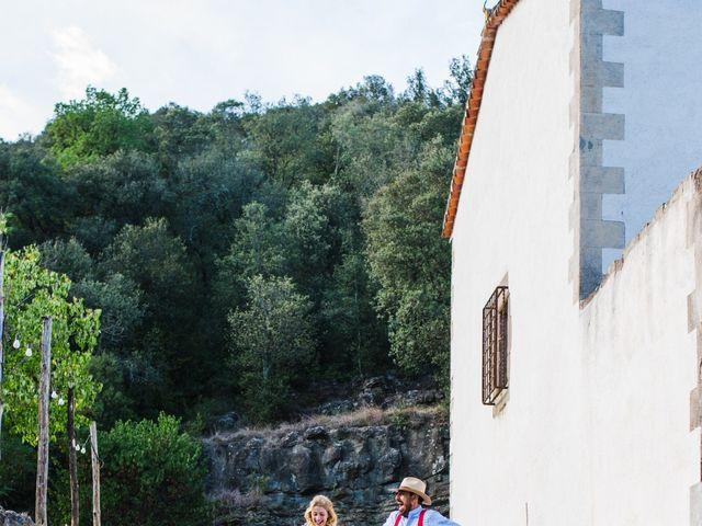 La boda de Daniel y Delia en Santa Pau, Girona 95