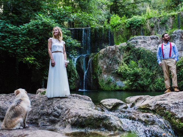 La boda de Daniel y Delia en Santa Pau, Girona 101