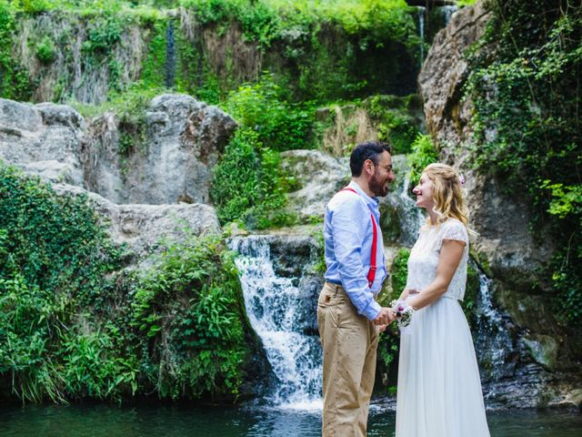 La boda de Daniel y Delia en Santa Pau, Girona 103