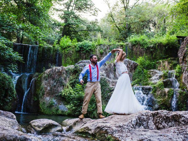La boda de Daniel y Delia en Santa Pau, Girona 104