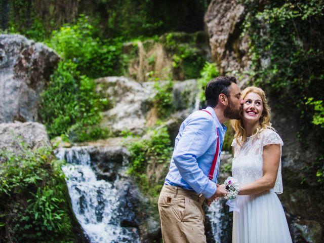 La boda de Daniel y Delia en Santa Pau, Girona 105