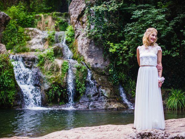 La boda de Daniel y Delia en Santa Pau, Girona 107