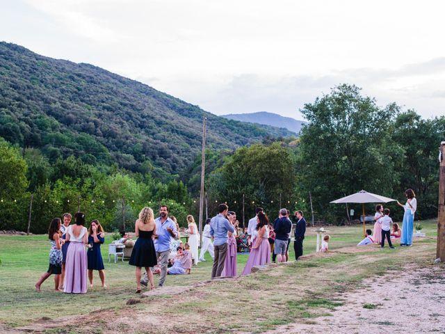 La boda de Daniel y Delia en Santa Pau, Girona 115