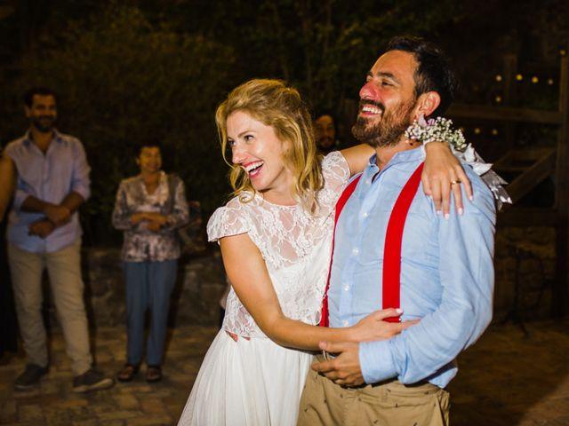 La boda de Daniel y Delia en Santa Pau, Girona 136