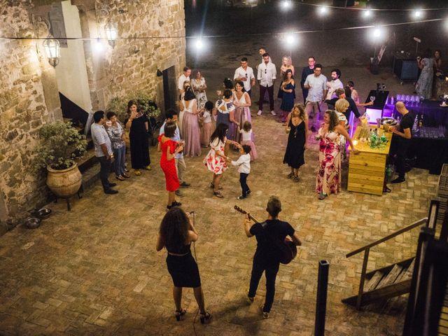 La boda de Daniel y Delia en Santa Pau, Girona 138