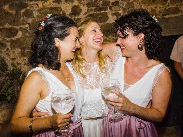 La boda de Daniel y Delia en Santa Pau, Girona 139