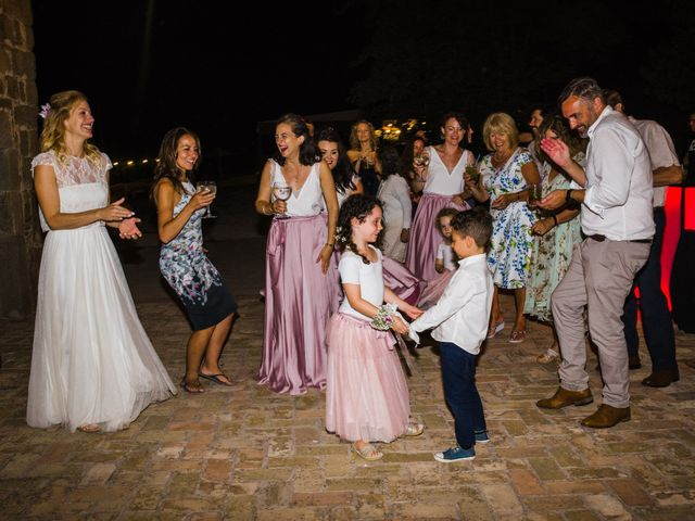 La boda de Daniel y Delia en Santa Pau, Girona 141
