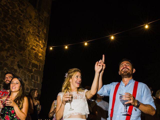 La boda de Daniel y Delia en Santa Pau, Girona 144