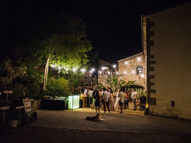 La boda de Daniel y Delia en Santa Pau, Girona 147