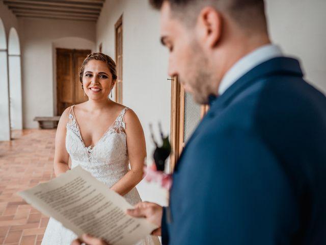 La boda de Xavi y Joana en Puig-reig, Barcelona 19