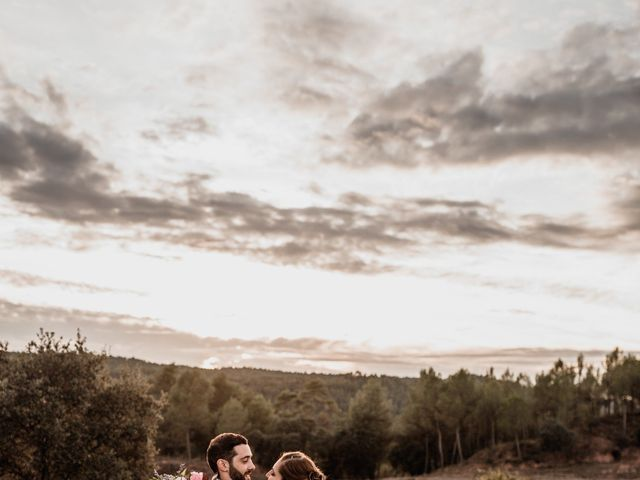 La boda de Xavi y Joana en Puig-reig, Barcelona 35