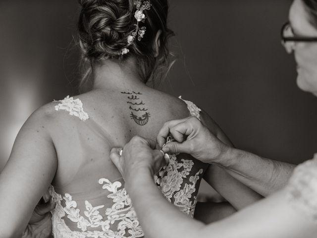 La boda de Javier y Aida en Sant Boi De Llobregat, Barcelona 20