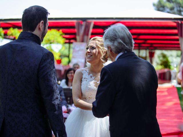 La boda de Javier y Aida en Sant Boi De Llobregat, Barcelona 41