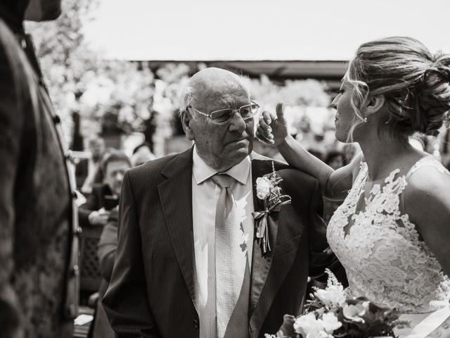 La boda de Javier y Aida en Sant Boi De Llobregat, Barcelona 42