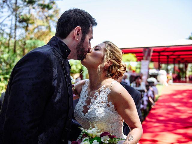 La boda de Javier y Aida en Sant Boi De Llobregat, Barcelona 43