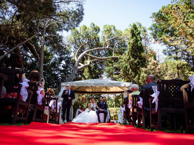 La boda de Javier y Aida en Sant Boi De Llobregat, Barcelona 45