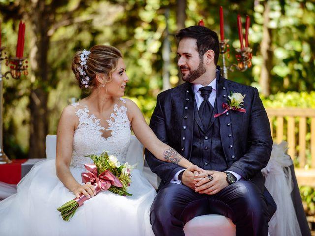 La boda de Javier y Aida en Sant Boi De Llobregat, Barcelona 46