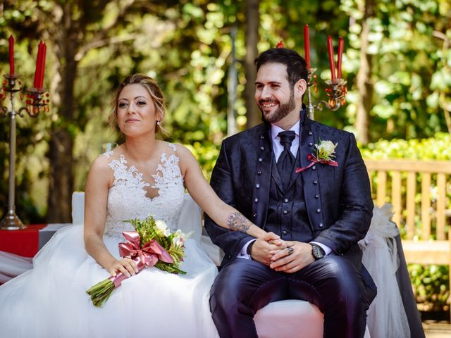 La boda de Javier y Aida en Sant Boi De Llobregat, Barcelona 47