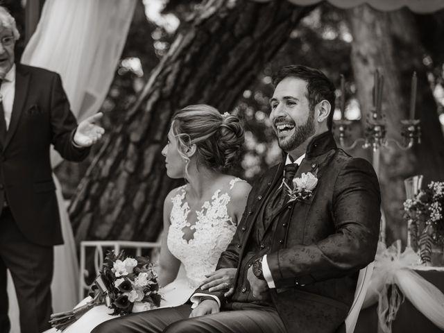 La boda de Javier y Aida en Sant Boi De Llobregat, Barcelona 48