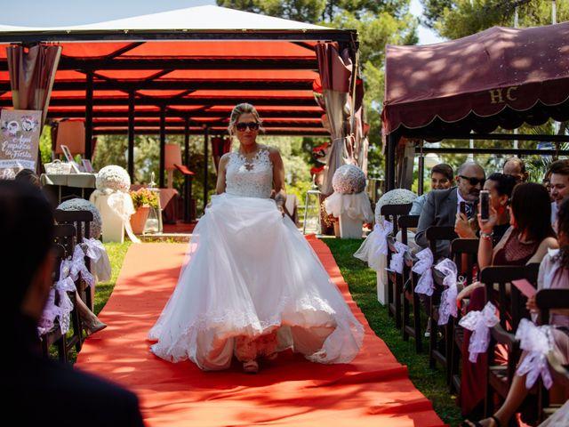 La boda de Javier y Aida en Sant Boi De Llobregat, Barcelona 49