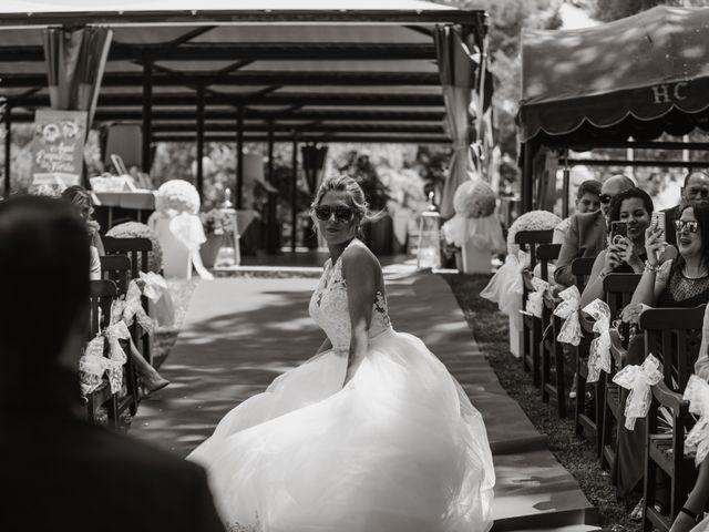 La boda de Javier y Aida en Sant Boi De Llobregat, Barcelona 50