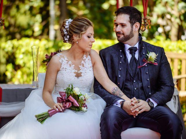La boda de Javier y Aida en Sant Boi De Llobregat, Barcelona 52