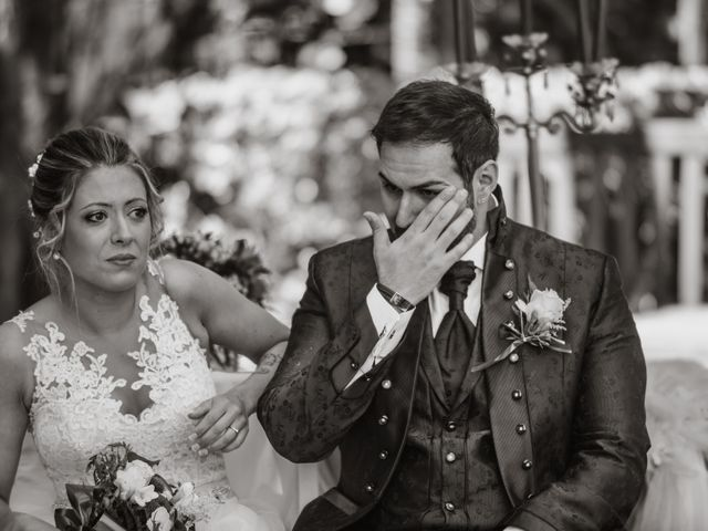 La boda de Javier y Aida en Sant Boi De Llobregat, Barcelona 53