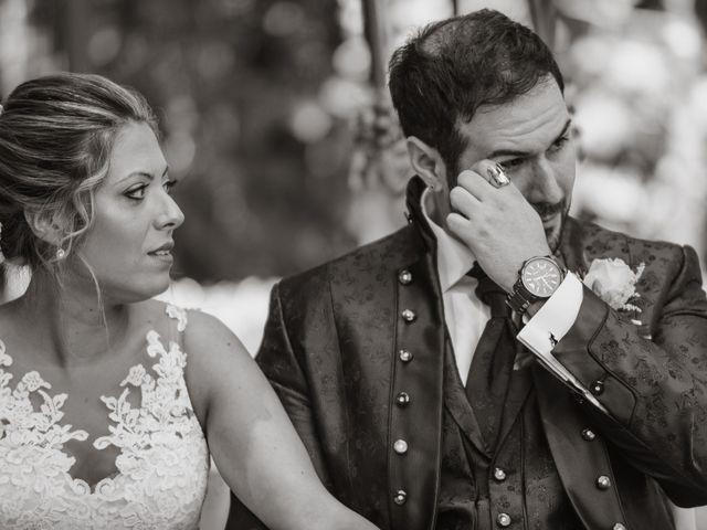 La boda de Javier y Aida en Sant Boi De Llobregat, Barcelona 55