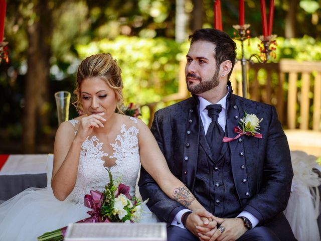 La boda de Javier y Aida en Sant Boi De Llobregat, Barcelona 56