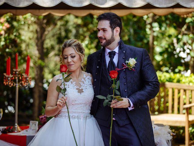 La boda de Javier y Aida en Sant Boi De Llobregat, Barcelona 59