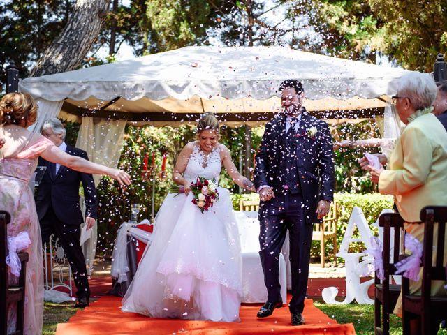 La boda de Javier y Aida en Sant Boi De Llobregat, Barcelona 65