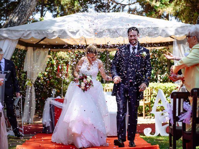 La boda de Javier y Aida en Sant Boi De Llobregat, Barcelona 66