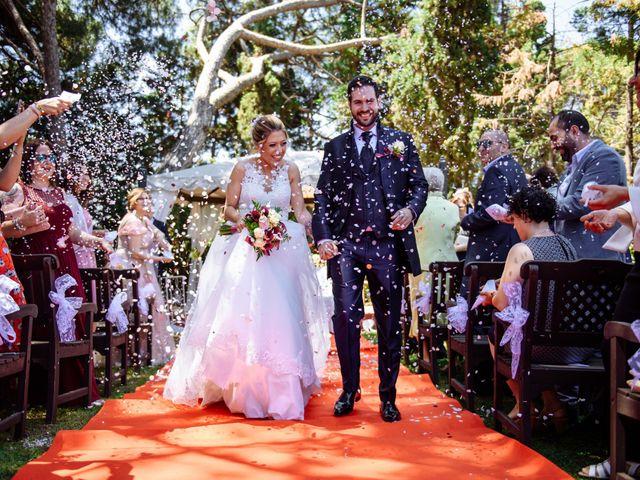 La boda de Javier y Aida en Sant Boi De Llobregat, Barcelona 67