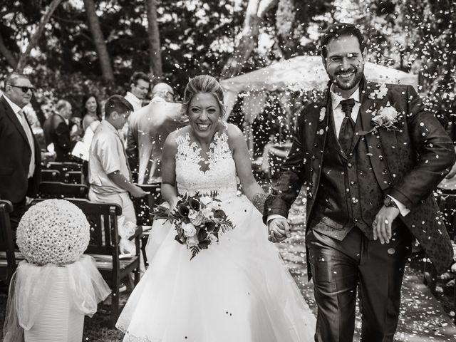 La boda de Javier y Aida en Sant Boi De Llobregat, Barcelona 68