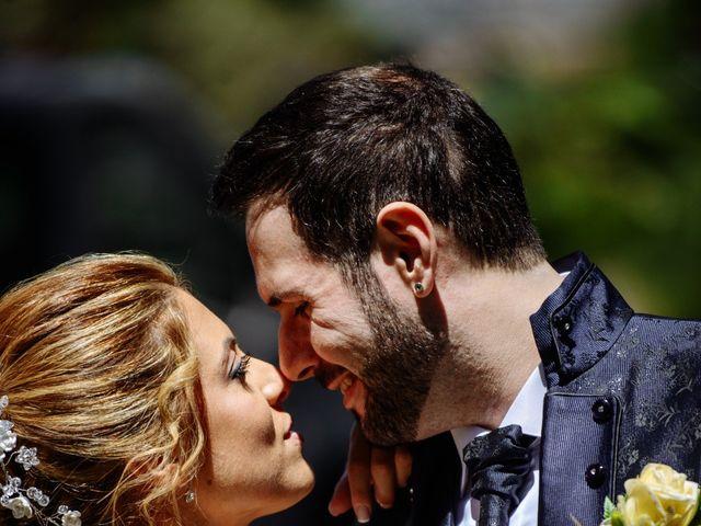 La boda de Javier y Aida en Sant Boi De Llobregat, Barcelona 69