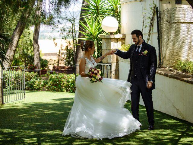 La boda de Javier y Aida en Sant Boi De Llobregat, Barcelona 70