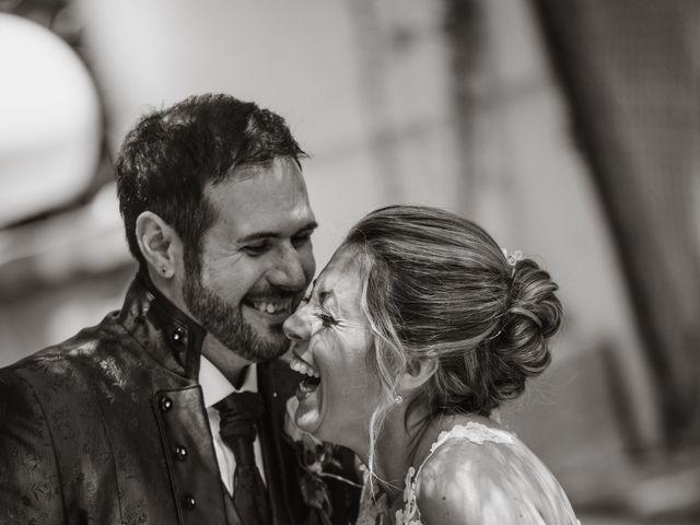 La boda de Javier y Aida en Sant Boi De Llobregat, Barcelona 71