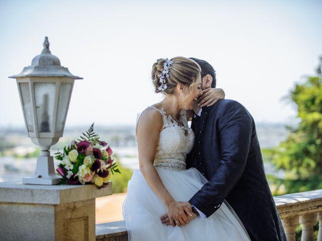 La boda de Javier y Aida en Sant Boi De Llobregat, Barcelona 73